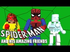 Spider-Man and His Amazing Friends  Season 19 Full HD TV series HD Movies