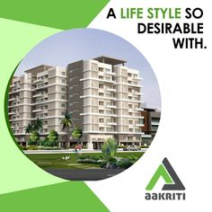A Lifestyle so Desirable with Aakriti Housing. #Villas and #apartments #sale #Hyderabad http://www.aakritihousing.com/