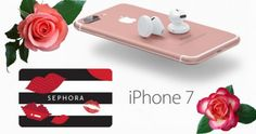 Win an iPhone 7, Sephora Gift Card and More