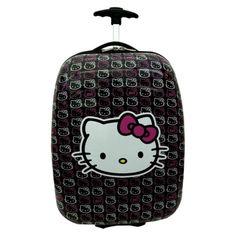 Sanrio Black Hello Kitty ABS Bag