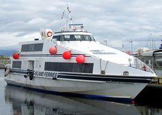 Aran Island Ferries - Galway, Ireland
