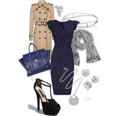 Not So Blue Monday, created by sophiejharlow on Polyvore