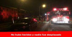 Incendio en un balcón de apartamentos Más detalles >> www.quetalomaha.com/?p=5393