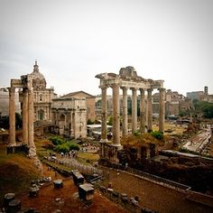 And the other ruins scattered all over the city.   26 Signs You Should Actually Live In Rome