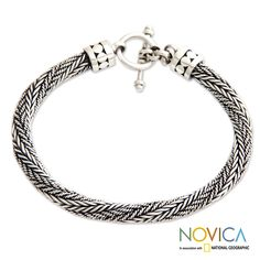 Mens 'Unity' Bracelet (Indonesia) | Overstock.com Shopping - The Best Deals on Men's Jewelry