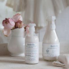 Shea Butter and Oatmeal Bath Soak from Rachel Ashwell Shabby Chic Couture