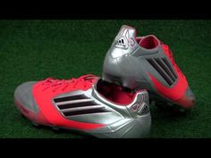 adidas F50 adizero Messi Edition Soccer Cleats Video Review