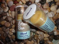 Almond Lotion Bar
