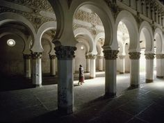 Toledo, Spain (Santa Maria la Blanca Church)