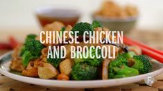Eat stop eat to loss weight - Paleo Chinese Chicken and Broccoli - In Just One Day This Simple Strategy Frees You From Complicated Diet Rules - And Eliminates Rebound Weight Gain Weight Loss Meals, Weight Watchers Chicken, Weight Watchers Meals, Healthy Dinner Recipes, Diet Recipes, Chicken Recipes, Breakfast Recipes, Paleo, Clean Eating Chicken