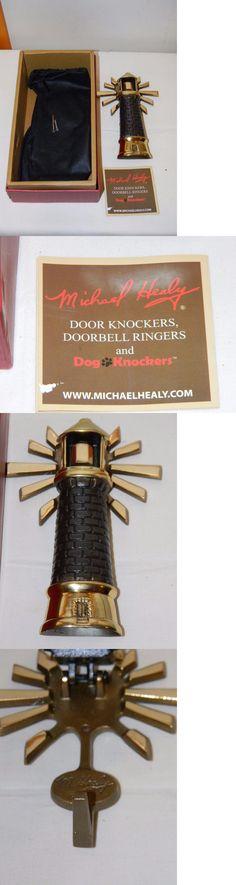 Door Knockers 180965: Michael Healy Designs Mh1181 Lighthouse Door Knocker, Brass Bronze -> BUY IT NOW ONLY: $64.95 on eBay!