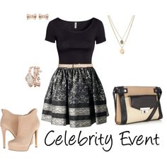 """""""Celebrity Outfit #26"""" by animalsc on Polyvore"""