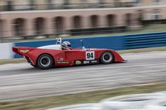 Photo gallery, race results and report from the HSR Sebring Historic Races held December at Sebring International Raceway in Sebring, Florida. Chevron, Le Mans, Racing, Vehicles, Car, Automobile, Auto Racing, Lace, Cars