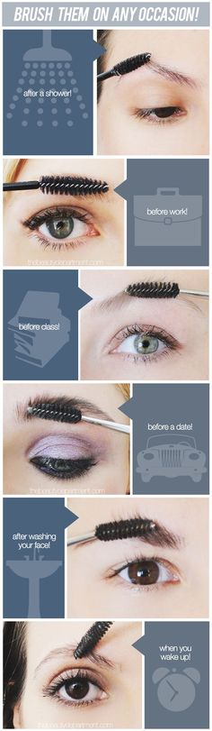 RESHAPE YOUR BROWS