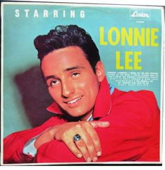 Vinyl Album - Lonnie Lee - Starring Lonnie Lee - Leedon - Australia