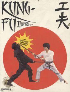 Kung-Fu II: Sticks of Death (Melbourne House, 1985)
