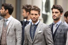 Suitsupply presentation | nyc fall 2016  via the impression