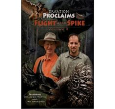 Creation Proclaims Flight and Spike - DVD
