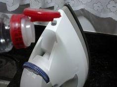 Devemos manter o ferro de passar a vapor limpo por dentro para evitar que acumule sujeira e também as impurezas da água. Se você nao limpa o interior do ferro ou se você deixa agua dentro do ferro pode dar lodo como nesse ferro da …
