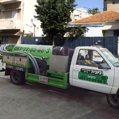 משאית מיקרו ביובית
