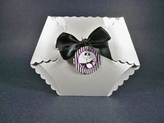 Nightmare before Christmas Diaper Card Baby Shower Invitation by TinyInvites on Etsy