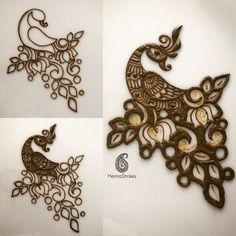 Peacock Mehndi Designs, Simple Arabic Mehndi Designs, Henna Art Designs, Mehndi Design Pictures, Modern Mehndi Designs, Mehndi Designs For Beginners, Mehndi Simple, Beautiful Henna Designs, Latest Mehndi Designs