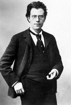 Gustav Mahler (1860-1911).