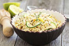 Besser als Reis: Quinoa