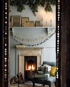 "530 Likes, 3 Comments - House & Garden (@houseandgardenuk) on Instagram: ""It's beginning to look a lot like Christmas... @shoganphoto #houseandgarden #christmasdecorations"""