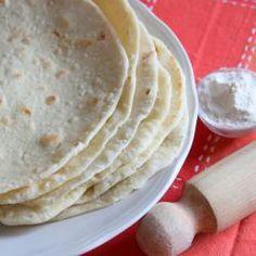 Homemade piadina (Italian flatbreads) @allrecipes.co.uk