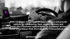 The Caribbean Ride Sharing Investment Taxi Driver, Caribbean, United Kingdom, Investing, England