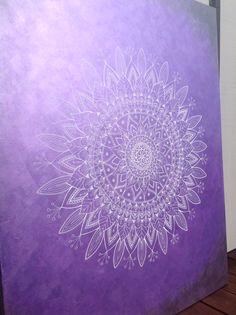 White ink and Inka Gold paste on canvas Inka Gold, White Ink, Henna, Tatting, Past, Spirituality, Tapestry, Canvas, Home Decor