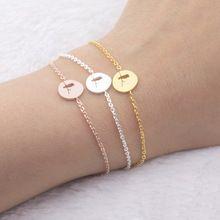 Dainty Artisan Charm Bird On Branch Bracelet For Women Bff Jewelry Armbanden Stainless Steel Best Friend Gifts Bracelets Femme