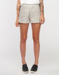 Highland Tweed Shorts $53.00
