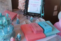 """Photo 1 of 51: Paris / Baby Shower/Sip & See """"Parisian Bebe Shower/Gender reveal party"""" 