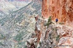 North Kaibab Trail, Grand Canyon National Park.