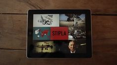 Stipla is a new interactive iPad magazine for storytellers, adventurers and explorers everywhere. Video of Stipla produced by Lonely. Storytelling, Origami, Engineering, Frame, Picture Frame, Frames, Mechanical Engineering, Technology, Hoop