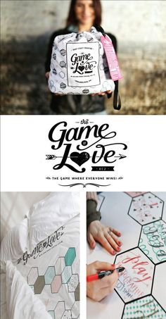 Have you heard about The Game of Love? It's a new product and online store for couples and it's bringing fun + games back into our relationships! I don't know about you, but for me it's so easy to get into a bedtime rut- cell phones, computers, e-readers have our attention, but our loved ones... not so much. The Game of Love has a super fun solution to help us break up with our bedtime routine! You've gotta check it out! It's a perfect gift idea too! {aff.}