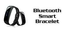** BLACK ** E02 Bluetooth Smart OLED Bracelet Wristband Watch Cell Phone Mate Pedometer Black with Sleep Steps Distance Calorie Tracking Move Incoming Call Reminder Functions (Retail Packing) >>> To view further, visit now : Travel Gadgets