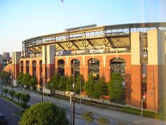Turner Field, home of the Atlanta Braves, in Atlanta, Georgia. It was also the Olympic Stadium for the 1996 games