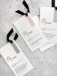 wedding menu - Life with Alyda #weddingmenuideas wedding menu - #Menu #wedding
