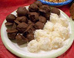 No Bake Cheesecake Snowballs - yum!