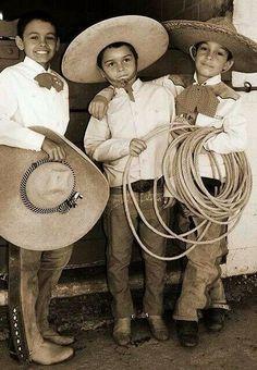 Juventud con tradición.