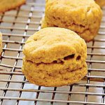 Spiced Pumpkin Biscuits Recipe | MyRecipes.com  This is one of the top pinned recipes for fall 2014. Can't wait to try it!