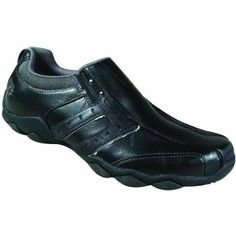 Skechers Diameter Heisman Mens Trainers Black £53.99