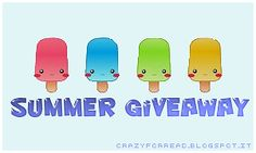 Crazy For Read: Summer Giveaway!!!