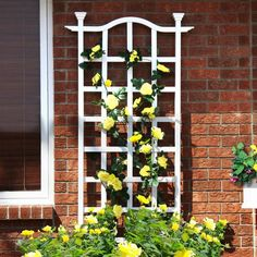 Shop Wayfair for Trellises to match every style and budget. Enjoy Free Shipping on most stuff, even big stuff.