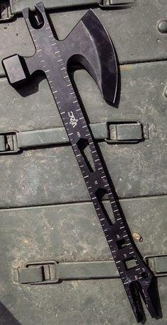 5.11 Tactical Operator Axe Hammer Pry Bar 24 Functions Tactical Axe. @aegisgears