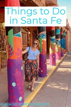 World Class museums and art galleries. There are so many things to do in Santa Fe, New Mexico. Check out this post for my top recommendations! New Mexico Vacation, New Mexico Road Trip, Travel New Mexico, Mexico Trips, Tennessee Vacation, Cruise Vacation, Disney Cruise, Hawaii Travel, Vacation Destinations