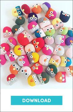 12 Free Adorable Crochet Patterns   LoveCrochet